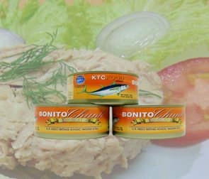 BONITO IN OIL - IN WATER